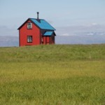 Red house, Iceland, 2006